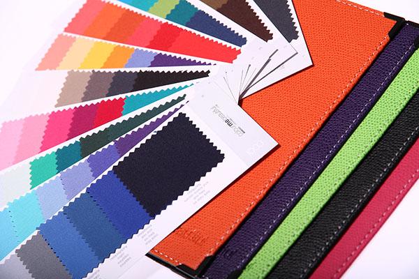 Original ColourMeBeautiful Textil-Farbpässe